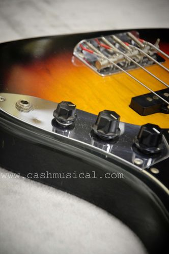 Fender Jazz Bass Ri75 Sunburst