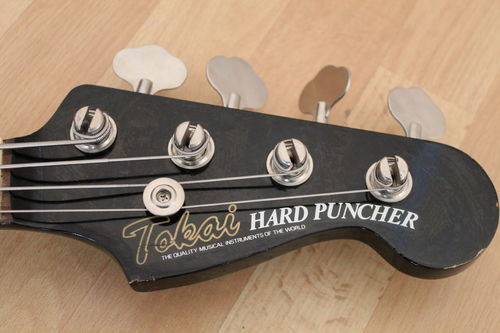 "Tokai Hard Puncher ""all black"""