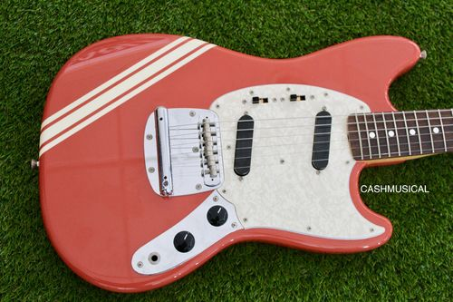 Fender Mustang classic 70s