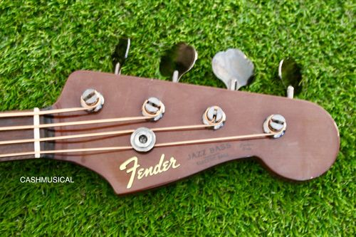 Fender Jazz Bass ri62 Walnut